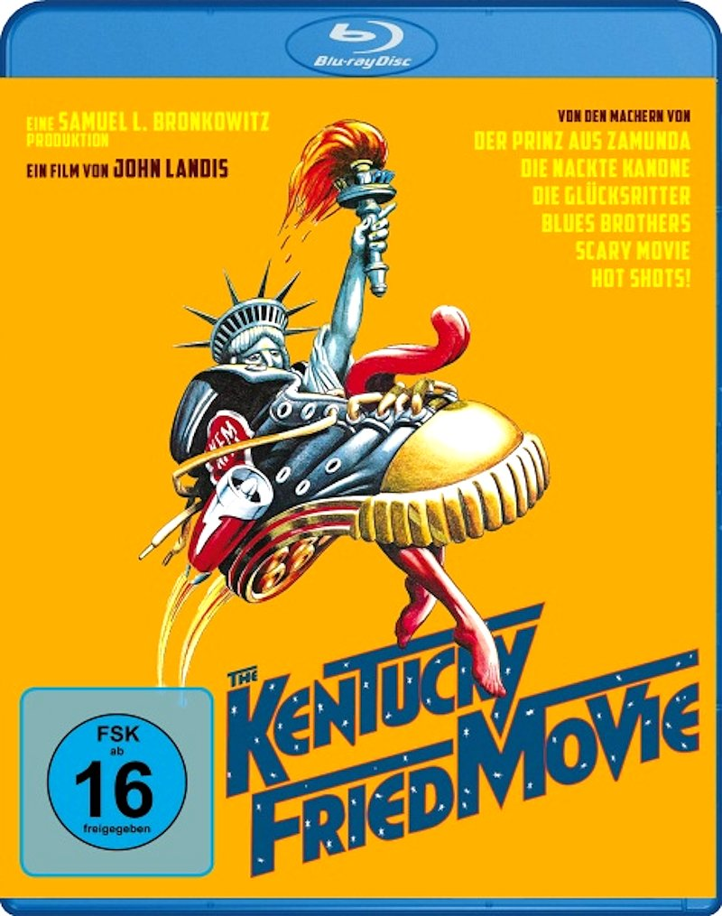 Kentucky Fried Movie (Spielfilm, DVD/Blu-Ray)