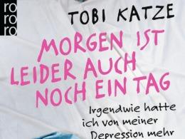 Tobi Katze - Morgen ist leider auch noch ein Tag - Cover © rororo/rowohlt