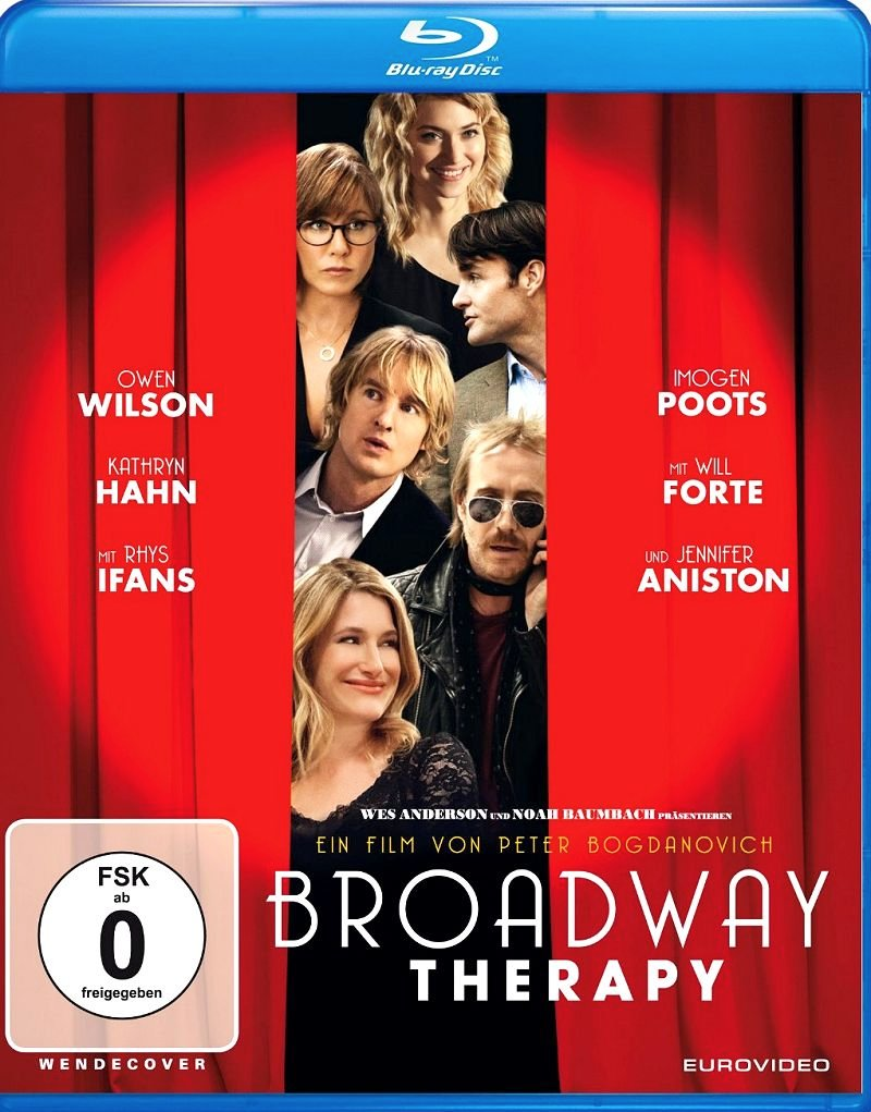Broadway Therapy (Spielfilm, DVD/Blu-ray)