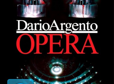 Opera DVD Cover © Koch Films