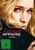 Covert Affairs Staffel 3 (Cover © Universal Pictures Home Entertainment)