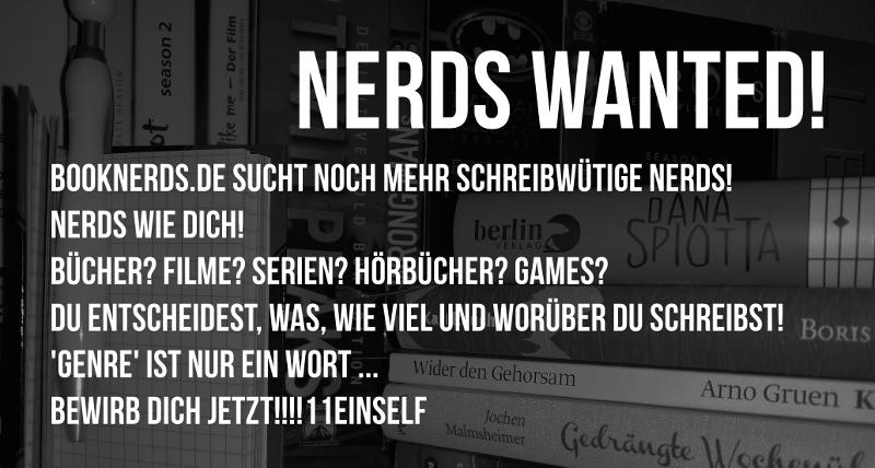 Bewirb dich! (Bild © booknerds.de)