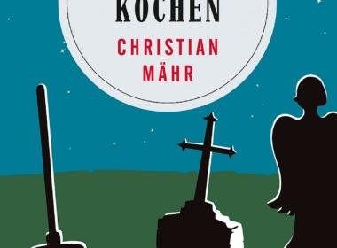 Christian Mähr - Knochen kochen (Cover © Deuticke Verlag)