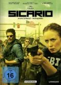 Sicario DVD Cover © STUDIOCANAL