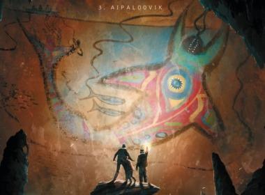 Bec/Fafner - Carthago Adventures 3 - Aipaloovik (Cover © Splitter Verlag)
