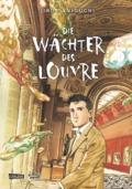 Jiro Taniguchi – Die Wächter des Louvre (Cover © CARLSEN Verlag)