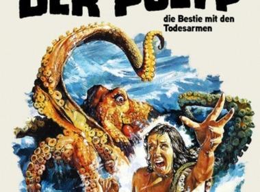 Der Polyp - Die Bestie mit den Todesarmen - Cover © Koch Media