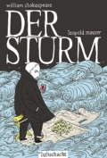 Leopold Maurer-Der Sturm  (Cover © Luftschacht)