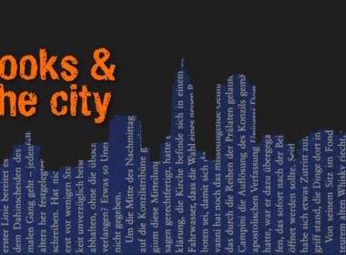 Books & The City Logo © booknerds.de
