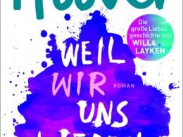 Colleen Hoover - Weil wir uns lieben (Cover © dtv Verlag)