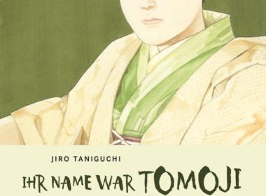 Jiro Taniguchi – Ihr Name war Tomoji (Cover © CARLSEN Verlag)