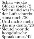 Bertram Reinecke - Sleutel voor de hoogduitsche Spraakkunst (Cover © roughbooks)