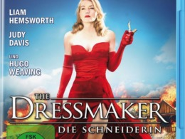 The Dressmaker - Die Schneiderin - Cover © Ascot Elite