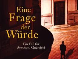Gianrico Carofiglio - Eine Frage der Würde (Cover © Goldmann Verlag)