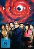 Heroes Reborn Staffel 1 (Cover © Universal Pictures Home Entertainment)