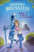 Anette Huesmann, Burginternat Rosenstein: Lena und die Bande der Ritterinnen (Cover © Dr. Anette Huesmann)