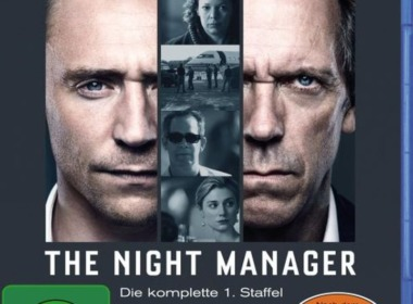 The Night Manager Staffel 1 Cover © Concorde Home Entertainment