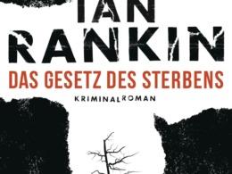 Ian Rankin - Das Gesetz des Sterbens; Cover © Manhattan Verlag