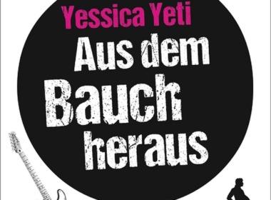 Yessica Yeti - Aus dem Bauch heraus - Cover © DuMont Buchverlag