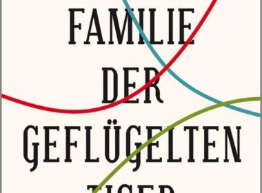 Paula Fürstenberg - Familie der geflügelten Tiger (Cover (c) Kiepenheuer & Witsch)
