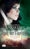 Ilona Andrews: Stadt der Finsternis - Die Dunkle Flut (Cover © Egmont Lyx)