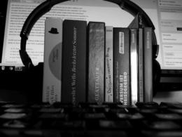 Hörbücher. Foto: privat