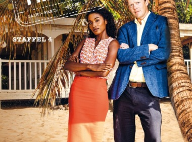 Death In Paradise Staffel 4 Cover © edel:motion/BBC