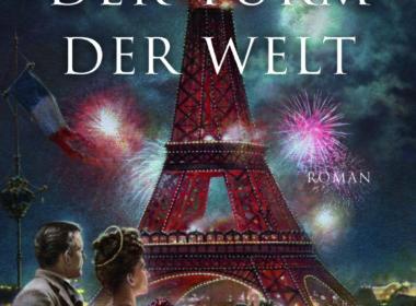 Benjamin Monferat - Der Turm der Welt (Cover © rohwolt)