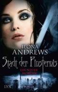 Ilona Andrews - Stadt der Finsternis: Ein neuer Morgen (Cover © Bastei Lübbe)