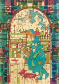 Das hündische Herz - Illustration S12 (c) Christian Gralingen/Edition Büchergilde