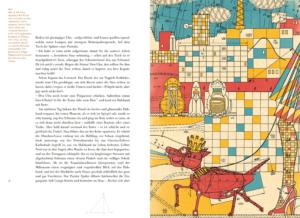 Das hündische Herz - Illustration S58 (c) Christian Gralingen/Edition Büchergilde