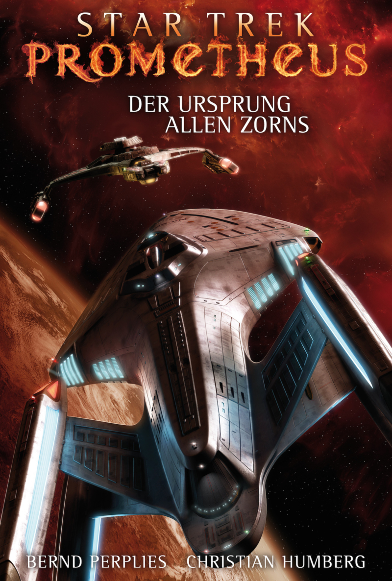 Rezension Christian Humberg Bernd Perplies Star Trek