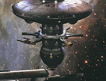 David Mack: Star Trek - Vanguard 1: Der Vorbote (Cover © Cross Cult)