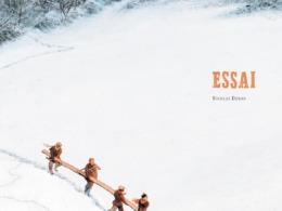 Nicolas Debon - Essai Cover (Cover © Carlsen)