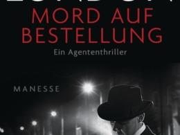 Jack London - Mord auf Bestellung (Cover ©randomhouse)