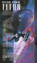 Geoffrey Thorne: Star Trek - Titan 4: Das Schwert des Damokles (Cover © Cross Cult)