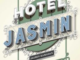 Jasmin Ramadan - Hotel Jasmin (Cover © Klett-Cotta)