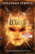 Jonathan Stroud - Lockwood & Co. 4: Das Flammende Phantom (Cover © cbj)