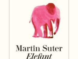 Martin Suter, Elefant ©Christoph Niemann/Diogenes