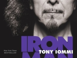 Tony Iommi - Iron Man Cover © DaCapo Press
