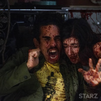 Ash vs Evil Dead © 2016 Starz Entertainment