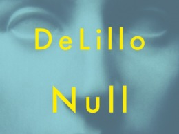 Don DeLillo - Null K (Cover © Kiepenheuer & Witsch)