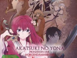 Akatsuki no Yona - Prinzessin der Morgendämmerung (Cover © KSM)