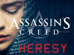 Christie Golden - Assassin's Creed - Heresy - Ketzerei Cover © Panini Comics