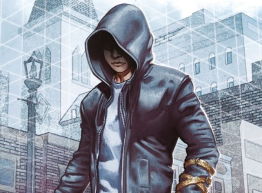 Matthew J. Kirby - Assassin's Creed: Last Descendants Cover © S. Fischer Verlage