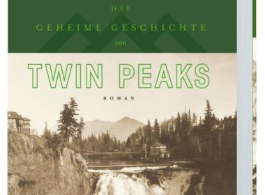 Mark Frost - Die geheime Geschichte von Twin Peaks (Cover © Kiepenheuer & Witsch)