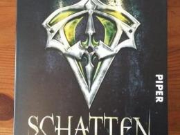 Brandon Sanderson - Schatten über Elantel (Cover © Piper Verlag GmbH)