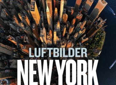 Peter Skinner - New York Luftbilder - Cover © Prestel Verlag