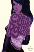Ian Fleming - James Bond 1: Casino Royale Cover © Cross Cult