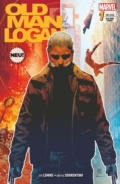 Lemire/Sorrentino - Old Man Logan Cover © Panini/Marvel